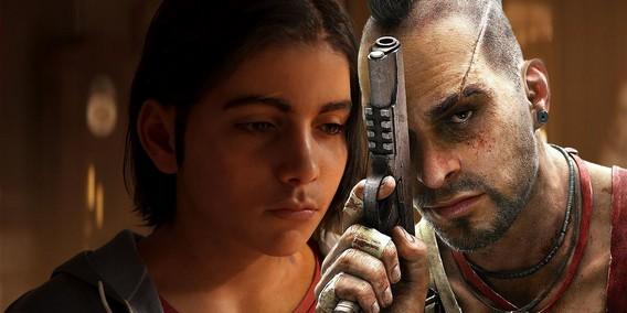Far Cry 6 Диего и Ваас