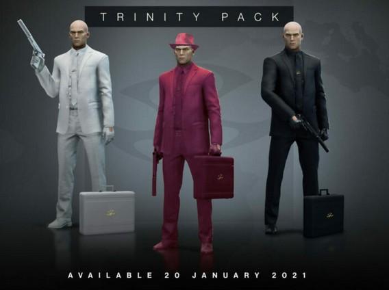 Хитман 3 крутые костюмы