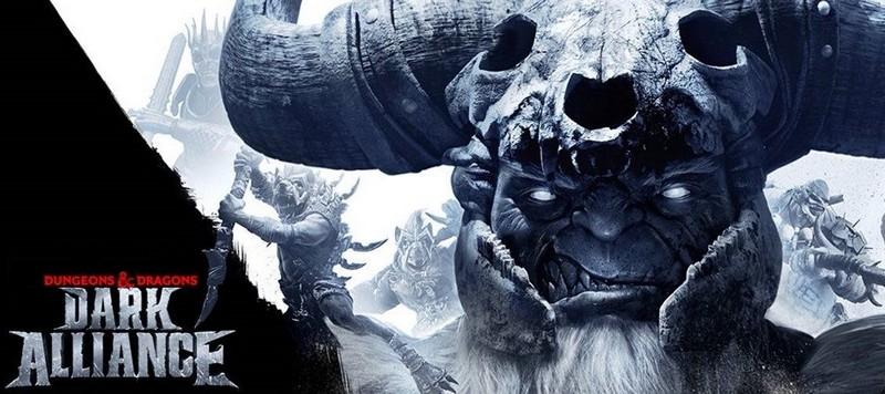 Dungeons Dragons Dark Alliance мужик с черепом на голове
