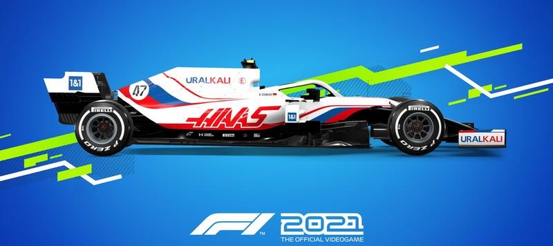 Игра Формула 1 2021 русская машина